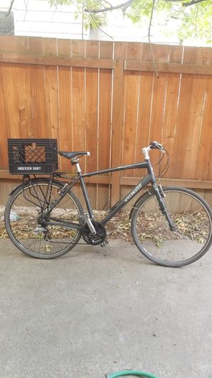 Sirrus Specialized road bike like new for Sale in Portland, OR