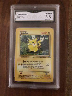 Pokemon jungle pikachu NM-MT for Sale in Auburn, WA