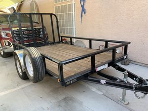 2017 6x10 trailer for Sale in Las Vegas, NV