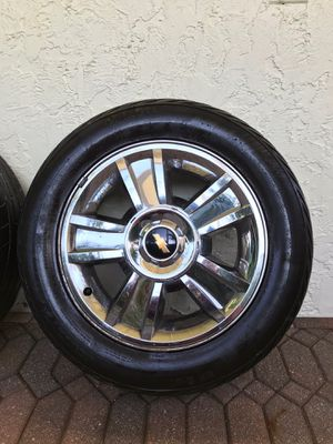 Chevy rims for Sale in Lake Worth, FL