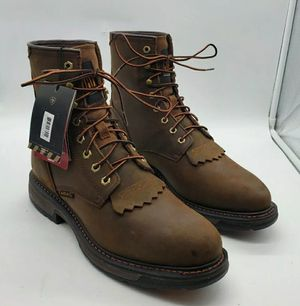 Men's Ariat Work Boots Size 11.5 for Sale in Pico Rivera, CA