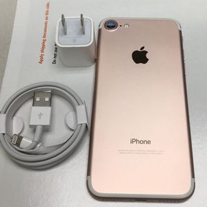 iPhone 7 32GB Factory Unlocked for Sale in Hoboken, NY