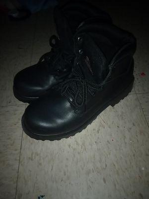 Waterproof Black Walmart boots Size 10 for Sale in Bridgeport, CT