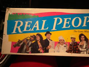 Real people board game for Sale in Chicago, IL