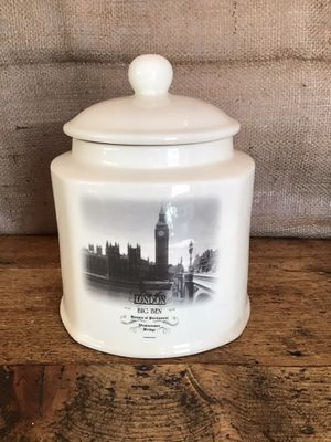 Big Ben Canister ~ Pottery for Sale in Manchester, CT
