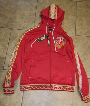 New Apollo Snakeskin Track hood jacket S for Sale in Corpus Christi, TX