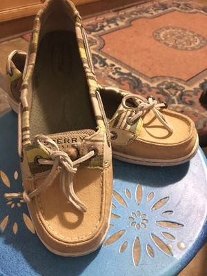 Sperry's size 8 for Sale in Haines City, FL