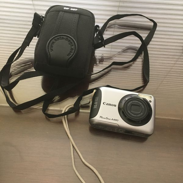 Canon camera Power Shot A490