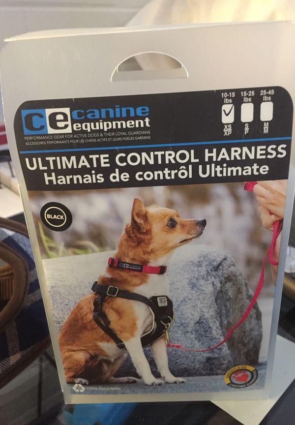 NEW Pet Harnesses