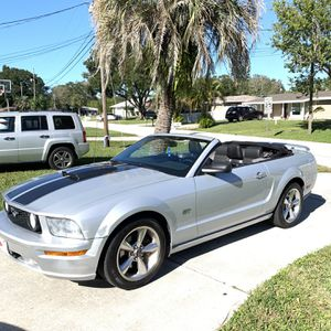 2008 Ford Mustang Gt Convertible for Sale in Sarasota, FL