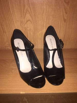 Little black wedges for Sale in Miami, FL