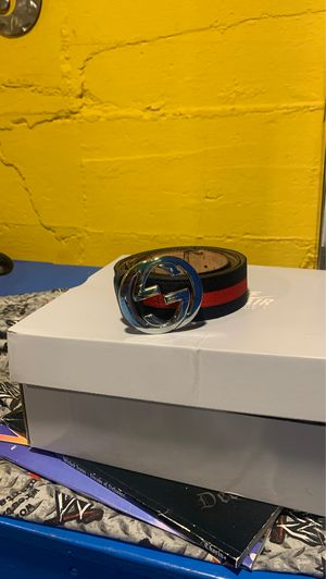 Gucci belt(real) for Sale in Rockaway, NJ
