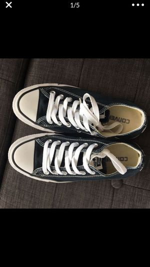 black converse 6.5 women for Sale in Phoenix, AZ