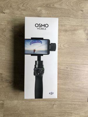 DJI OSMO mobile gimbal $100 OBO for Sale in Seattle, WA