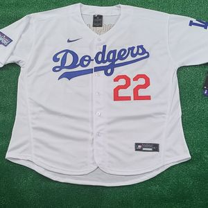 STITCHED CLAYTON KERSHAW LOS ANGELES DODGERS BASEBALL JERSEY for Sale in Camp Pendleton North, CA