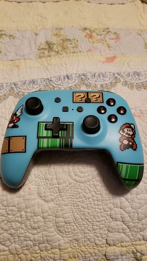 Mario 3 Nintendo switch controller wireless NO BATTERYS INCLUDED for Sale in Dallas, TX
