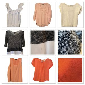 Woman's clothing lot of 6 tops size XL for Sale in Tumwater, WA