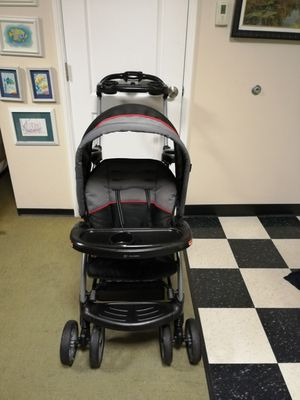 BABY TREND SIT AND STAND DOUBLE STROLLER for Sale in Inglewood, CA