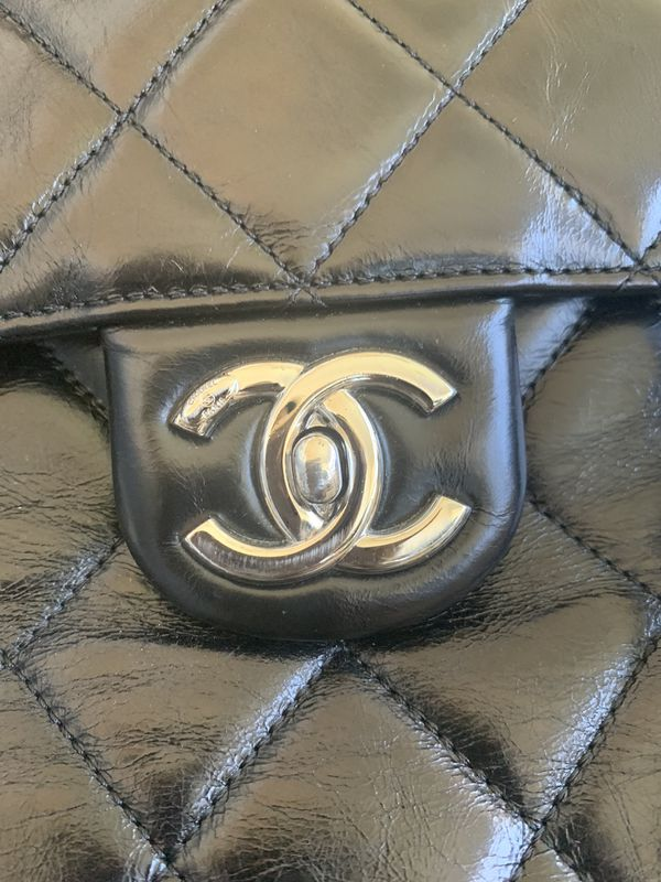 Perfect Condition Large Lambskin CHANEL Bag