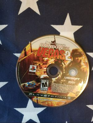 Rainbow Six: Vegas 2 (PS3) for Sale in US