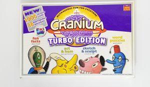 Cranium Turbo Edition Board Card Game for Sale in Fargo, ND