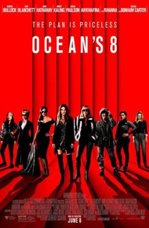 OCEAN'S 8 (HDX MA) digital movie code. Instant delivery! Free Shipping! (DC4) for Sale in New York, NY