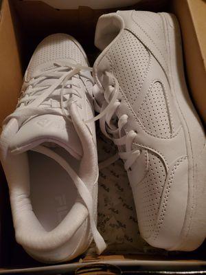 Fila men's shoes (hope I spelled correctly). for Sale in Phoenix, AZ