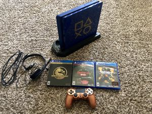 Days Of Play Edition Ps4 1TB for Sale in San Diego, CA