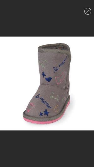 TCP Baby Girls Boots le meow Size 4 NEW! for Sale in Allenstown, NH