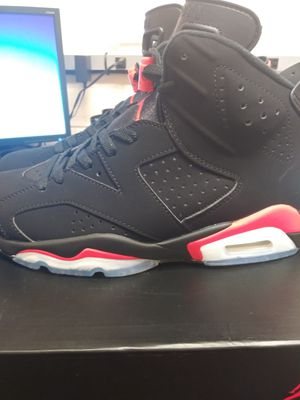 Brand new size 12 Air Jordan 6 Infrared 2019 for Sale in Houston, TX