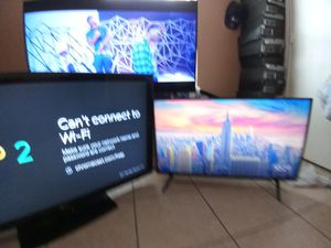 2 Tvs 1 Lg 47inch 1 40 Inch Vizio for Sale in Fort Worth, TX