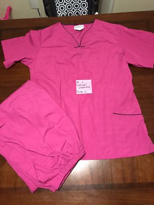 New and gently used medical scrubs for Sale in Alexandria, VA