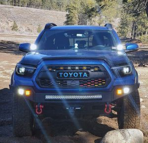 2016-2020 TOYOTA TACOMA FRONT WINCH BUMPER for Sale in Queen Creek, AZ