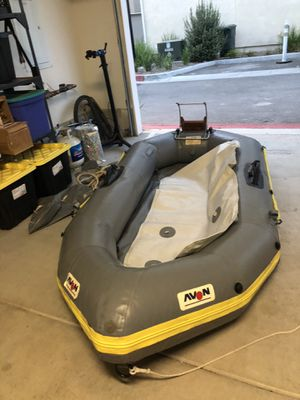 Inflatable boat for Sale in Chula Vista, CA