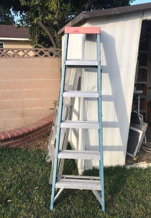 6 foot ladder for Sale in Anaheim, CA