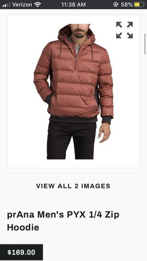 *NEW* PRANA 650 RDS PYX Jacket for Sale in Vancouver, WA