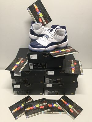 "Jordan Retro 11 ""Win Like 82"" GS Sizes 5.5 & 6.5 Brand New 100% Authentic for Sale in Bronx, NY"