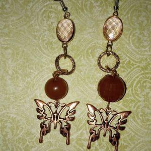 Butterfly Earrings for Sale in Batesburg-Leesville, SC
