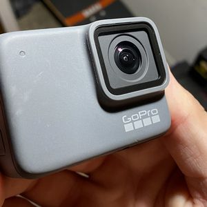 GoPro 7 Silver With Chest Harness for Sale in Irvine, CA