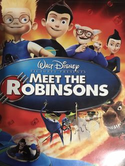 Meet The Robinson's Dvd Movie for Sale in Elma,  WA
