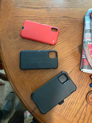 iPhone 11 Pro Max case and iPhone XS Max case for Sale in Millsboro, DE