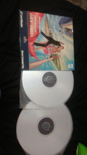 James Bond 007 A VIEW TO A KILL laser videodisc for Sale in Tumwater, WA
