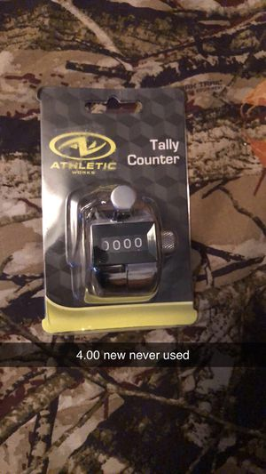 Tally counter for Sale in Lakeland, FL
