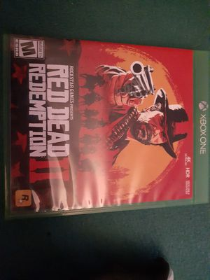 Red dead redemption 2 xbox one for sale or trade for Sale in Santee, CA