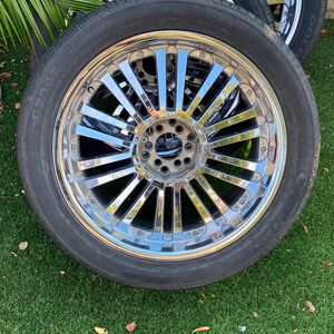 22's Wheels for Sale in Los Angeles, CA