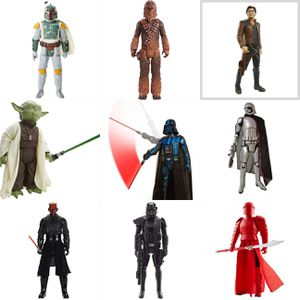 "18"" Tall Star Wars action figure statues big-figs jakks pacific collectibles 1/4 Scale for Sale in Playa del Rey, CA"