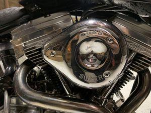 Harley Davidson S&S super shorty intake for Sale in Glendale, CA