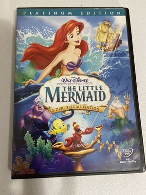 The Little Mermaid (DVD, 2006, 2-Disc Special EDITION for Sale in Miramar, FL