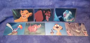 1994 Skybox Walt Disney The Lion King Bonus Foil Embossed Cards - Pick The Ones You Want To Complete Your Set for Sale in City of Industry, CA