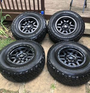 Rims and tires for Sale in Overland Park, KS